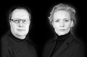 Paul Van Lerberghe and Inge Vandijck